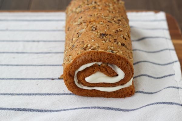 Butternuts Squash Cake Roll-13
