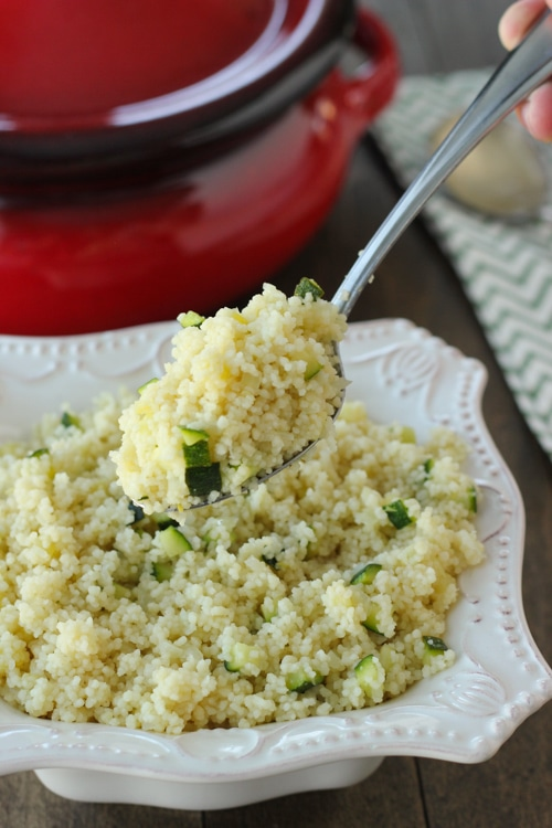 Zucchini Couscous-1-2