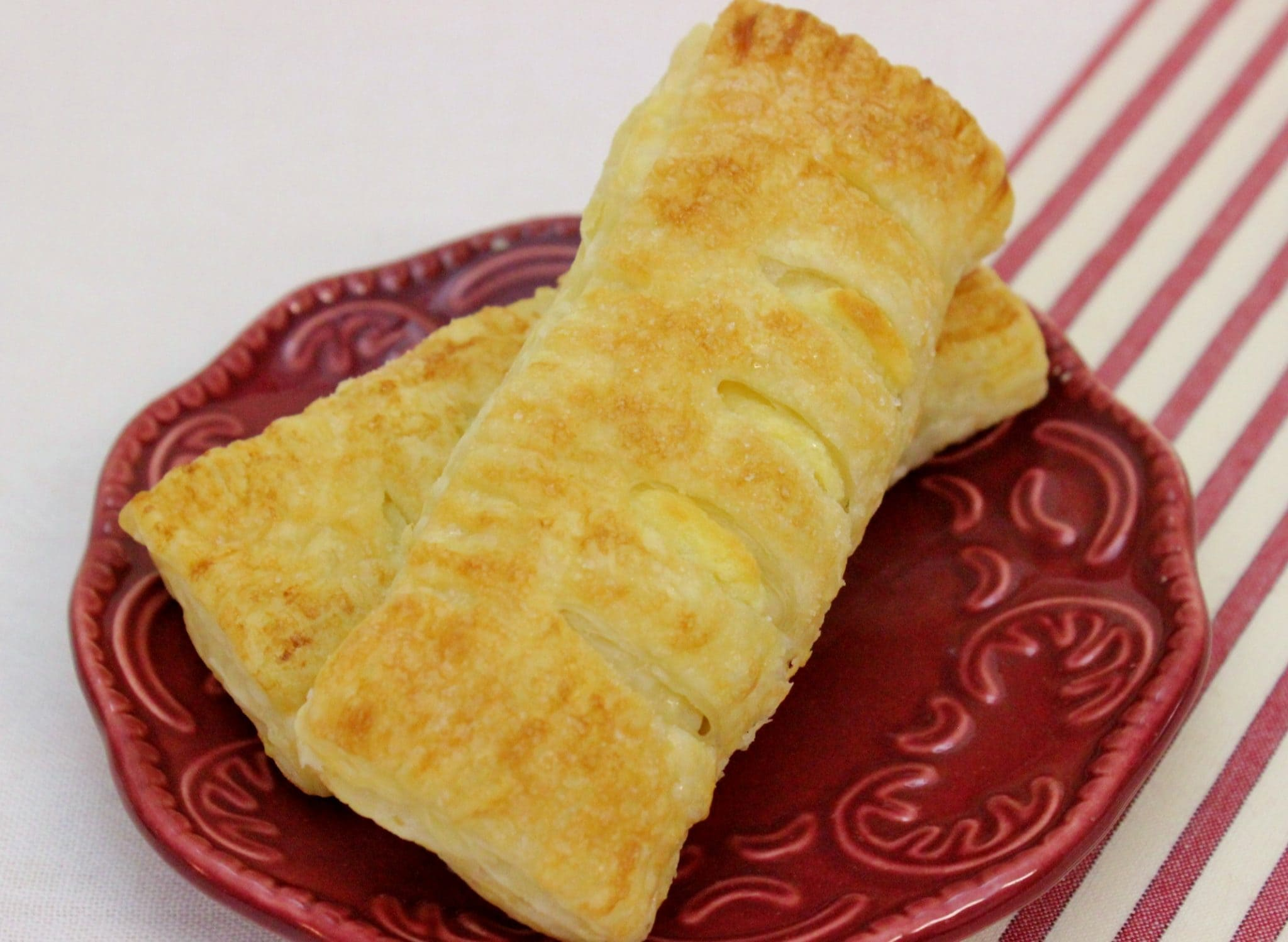 Cheese Filled Puff Pastries Olga S Flavor Factory