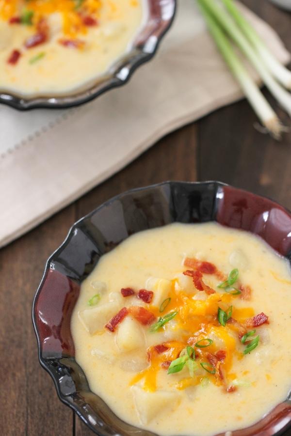 Loaded Baked Potato Soup-1-14