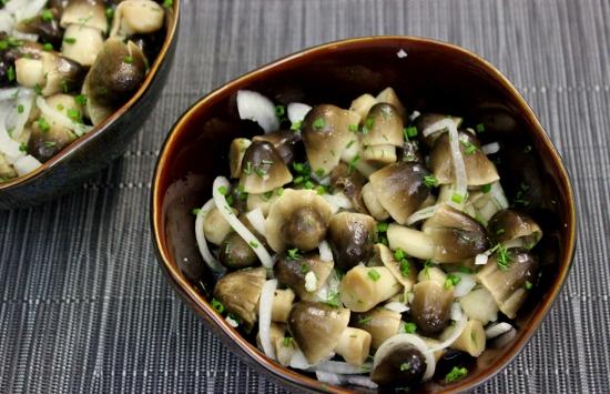 Marinated Canned Mushrooms (550x355)