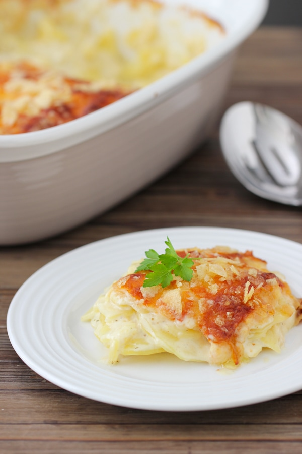 Scalloped Potatoes-9