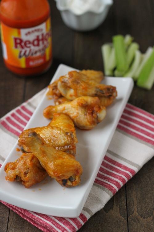Buffalo Chicken Wings-1-2