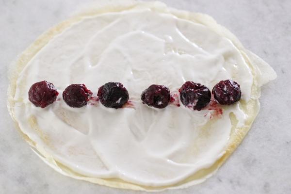 Cherry Crepe Cake-1-23