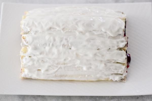 Cherry Crepe Cake-1-28