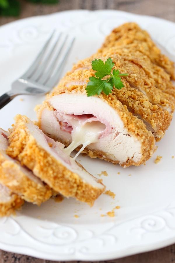Chicken Cordon Bleu-8