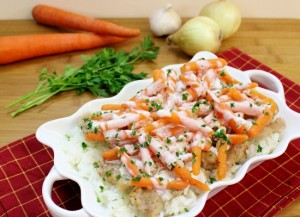 Rustic Chicken With Carrots and Onions (550x399)