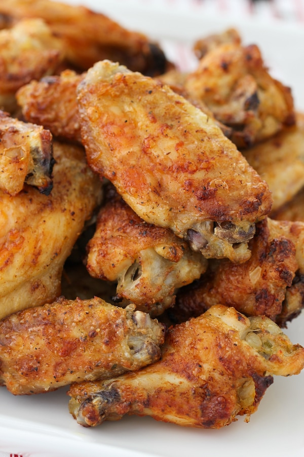 Easy Baked Chicken Wings Куриные Крылышки Olga S Flavor Factory