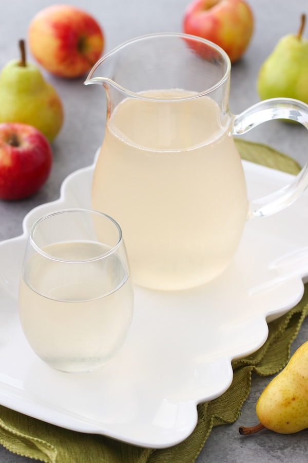 Apple Pear Drink - Russian Kompot