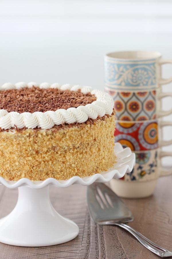 Smetannik Cake-1