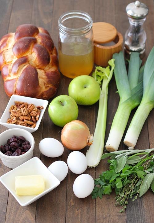 Thanksgiving Challah Herb Dressing-1-6