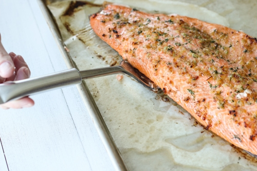 Baked Steelhead Trout Fillet-1-10
