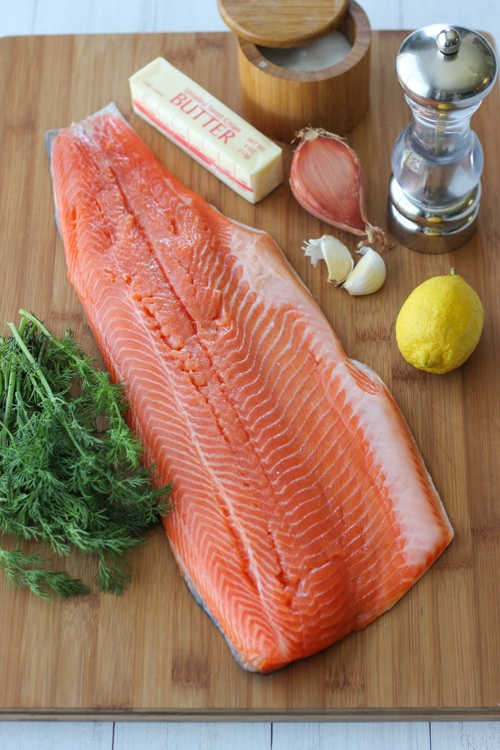 Baked Steelhead Trout Fillet-1