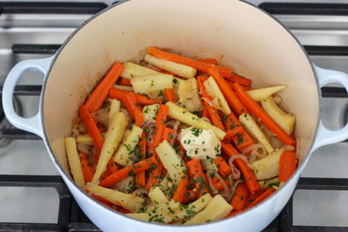 Orange Braised Carrots and Parsnips-1-10
