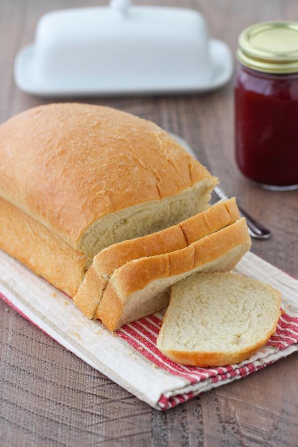 A Simple Recipe For Homemade Bread
