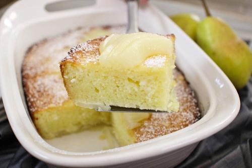 Cheese Coffeecake with Pears (500x334)