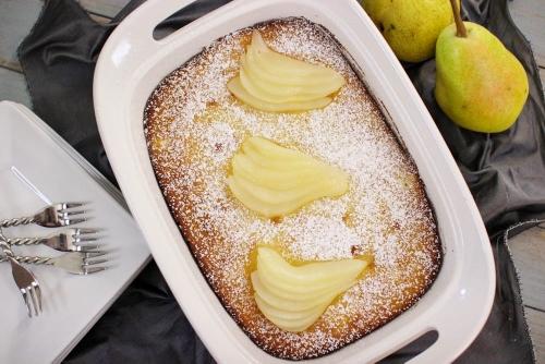 Pear and Cheese Coffeecake Zapekanka (500x334)