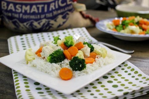 Steamed Lemon Chicken and Vegetables (500x332)