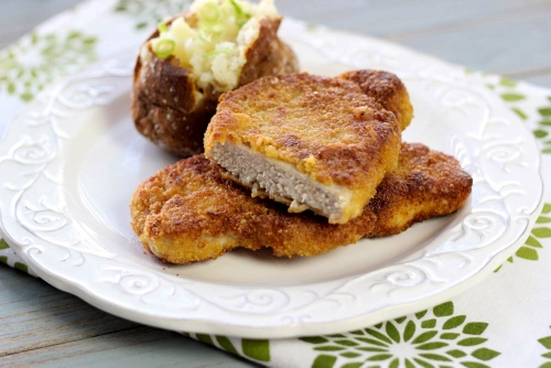 Crispy Pan-Fried Pork Chops (500x334)