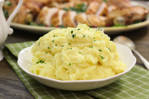 Easy Tips For Better Mashed Potatoes sm-1