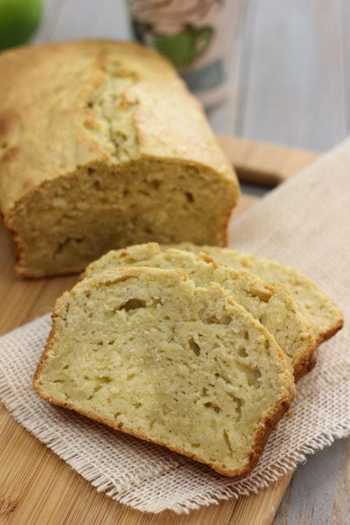 Apple Lemon Loaf-1-4