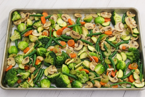 Balsamic and Soy Glazed Vegetable Medley-1-10