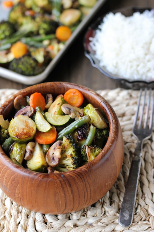 Balsamic and Soy Glazed Vegetable Medley-1-13