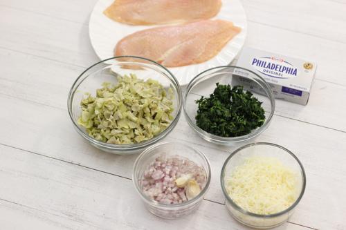 Chicken Artichoke Flatbread-1-14