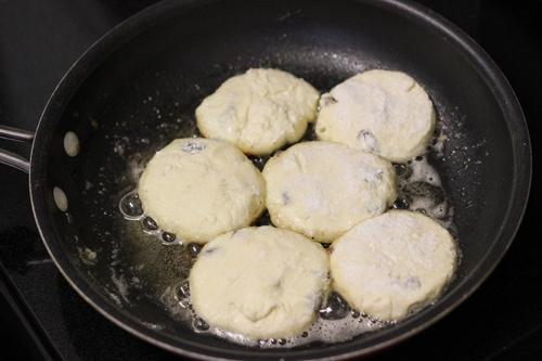 Sirniki (Russian Farmer's Cheese Pancakes)-1-25