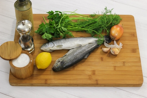 Whole Roasted Trout-1-12
