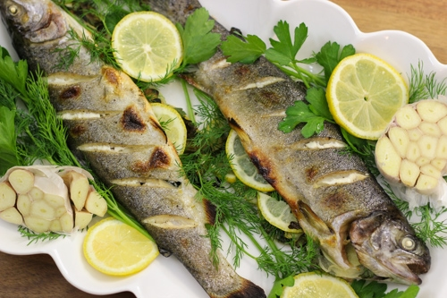 Whole Roasted Trout-1-8