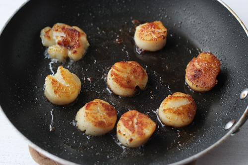 Seared Scallops-1-2