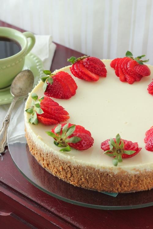 Ricotta Cheesecake-1-4