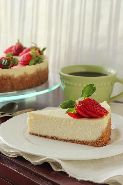 Ricotta Cheesecake-1