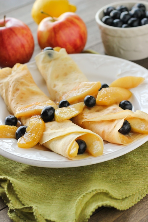 Apple, Blueberry Cheesecake Crepes-1-16