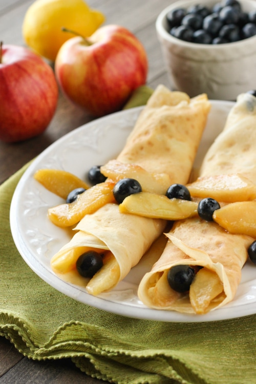 Apple, Blueberry Cheesecake Crepes-1-19