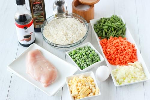Chicken Fried Rice-1-3