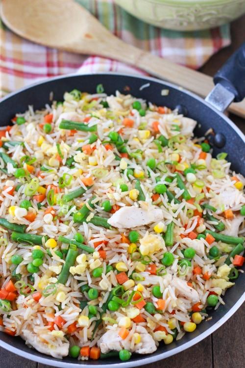 Chicken Fried Rice-1