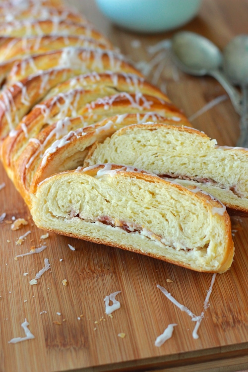 Strawberry Cheesecake Danish Braid-1-21