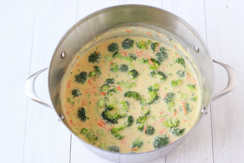 Broccoli Cheddar Soup-1-9