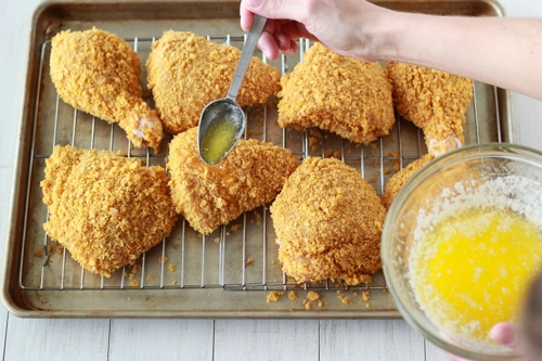 Crunchy Baked Chicken -1-12