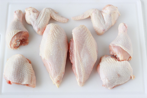 How To Cut Up a Whole Chicken-1-12