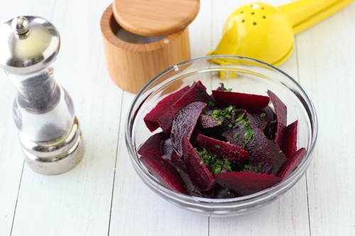 Kale Salad With Roasted Beets-1-3