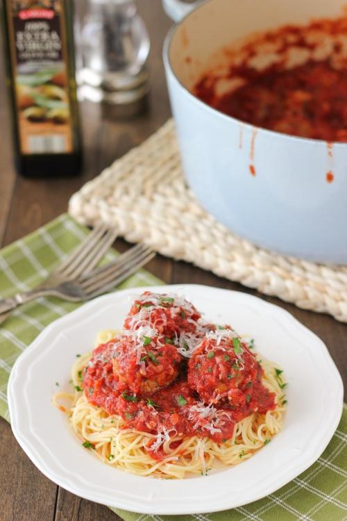 Meatballs With Marinara Sauce-1-12