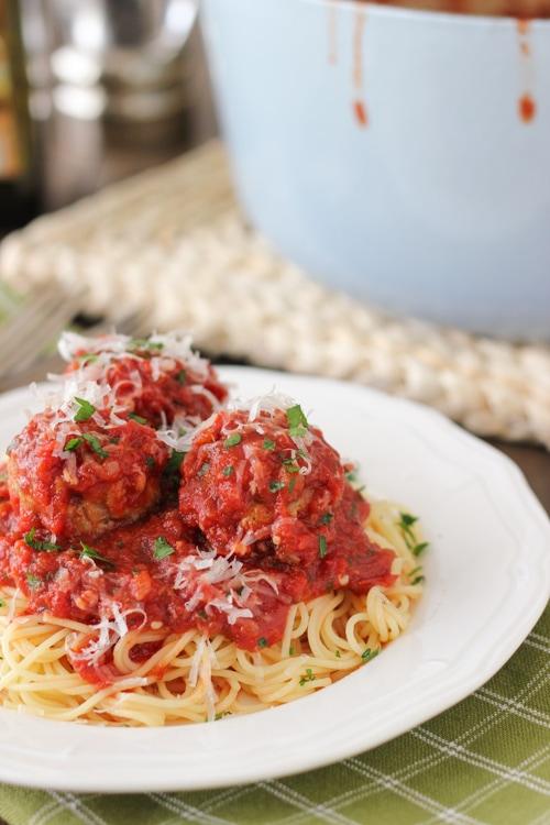 Meatballs With Marinara Sauce-1-13