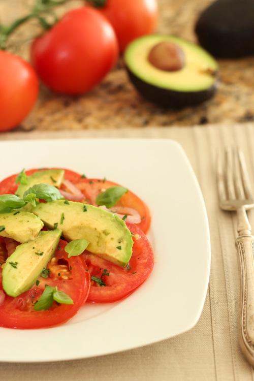 Tomato and Avocado Salad-1-15