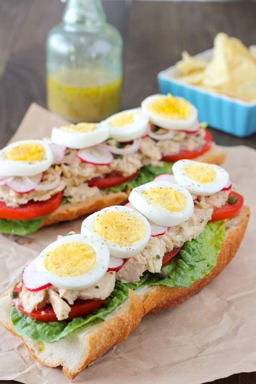 Tuna Nicoise Sandwiches-1-16