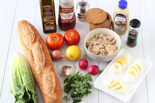 Tuna Nicoise Sandwiches-1