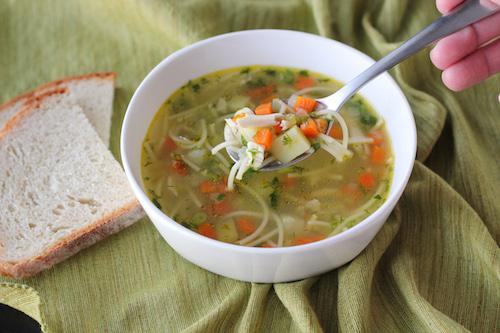Chicken Noodle Soup-1