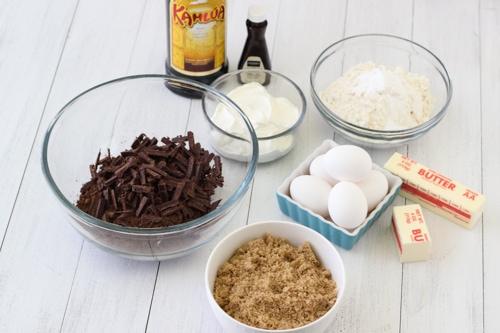 Chocolate Sour Cream Bundt Cake-1